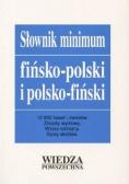 Słownik minimum fińsko polski i polsko fiński