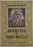 Maryna z Hrubego 1949r