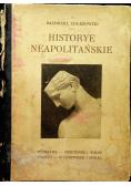 Historye neapolitańskie  wiek XIV - XVIII