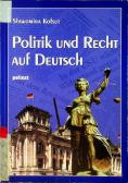 Politik und Recht auf Deutsch