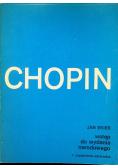 Wstęp do wydania narodowego dzieł Chopina