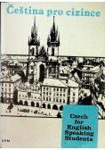 Cestina pro cizince Czech for English Speaking Students