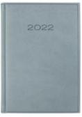 Kalendarz 2022 Dzienny A5 Vivella Szary 21D-08