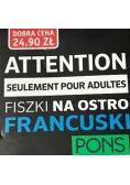 Fiszki na ostro Francuski