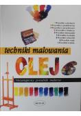Techniki malowania olej