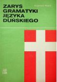 Zarys gramatyki języka duńskiego