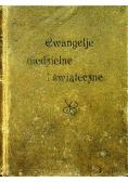 Ewangelje niedzielne i świąteczne 1923 r.