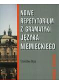 Nowe repetytorium z gramatyki języka niemieckiego