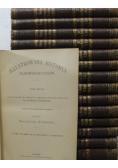 Dzieje powszechne ilustrowane 15 tomów ok. 1900 r.