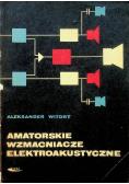 Amatorskie wzmacniacze elektroakustyczne