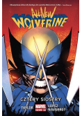 All-New Wolverine. Cztery siostry T.1
