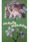 Parada fiołków + autograf Siesickiej