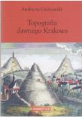 Topografia dawnego Krakowa
