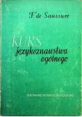 Kurs językoznawstwa ogólnego