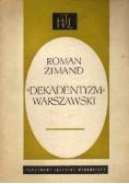 Dekadentyzm warszawski