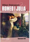 Romeo i Julia. Lektura z opracowaniem BR