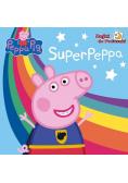 Świnka Peppa. Bajki do Poduszki 3 SuperPeppa