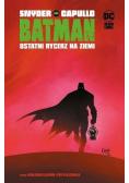 Batman Ostatni rycerz na Ziemi tom 1