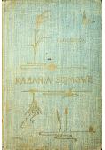 Kazania sejmowe 1903r