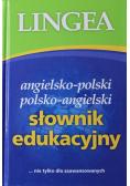 Słownik Edukacyjny Angielsko polski polsko angielski