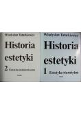 Historia estetyki 2 tomy