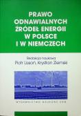 Prawo odnawialnych źródeł energii w Polsce i w Niemczech