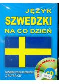 Język szwedzki na co dzień z płytą CD