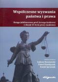 Współczesne wyzwania państwa i prawa