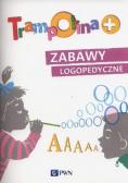 Trampolina + Zabawy logopedyczne PWN