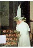 Maryja w tajemnicy Chrystusa i Kościoła