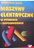 Maszyny elektryczne w pytaniach i odpowiedziach