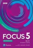 Focus 5 2ed. SB + Digital Resources