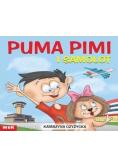 Puma Pimi i samolot