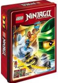 LEGO Ninjago  Zestaw książek z klockami NOWA