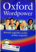 Oxford Wordpower Słownik angielsko polski polsko angielski