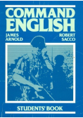 Command English Students book