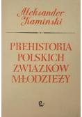 Prehistoria polskich związków młodzieży