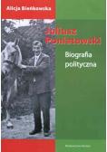 Juliusz Poniatowski. Biografia polityczna