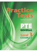 PTE General Level 3 Practice Tests. SB + DigiBook