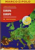 Atlas drogowy - Europa 1:2 000 000 MARCO POLO