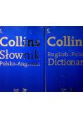 Collins Słownik Polsko Angielski 2 tomy