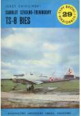Typ broni i uzbrojenia Nr 29 Samolot szkolno - treningowy TS - 8 BIES