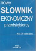 Nowy słownik ekonomiczny przedsiębiorcy