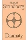 Strindberg dramaty