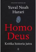 Homo Deus Krótka historia jutra