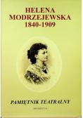 Helena Modrzejewska 1840 - 1909
