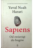 Sapiens Od zwierząt do bogów