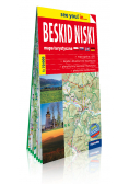 Beskid Niski mapa turystyczna 1:70 000