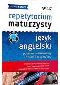 Repetytorium maturzysty - j angielski + Płyta CD