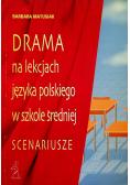 Drama na lekcjach języka polskiego